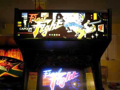 Final Fight arcade