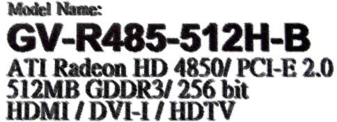 GV-R485-512H-B
