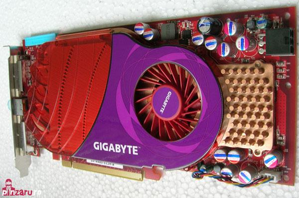 Radeon 4850 Gigabyte