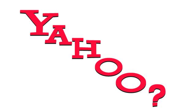 Yahoo se duce in jos pe timp de criza