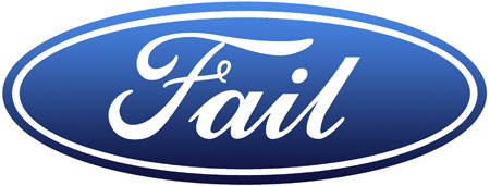 Ford pe timp de criza se transforma in fail