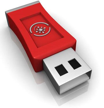 Cum pornim calculaotorul de pe un USB stick