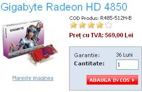 Pret 4850