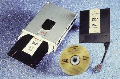 DVD RAM 2.6GB