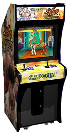 Capcom Stret Fighter II